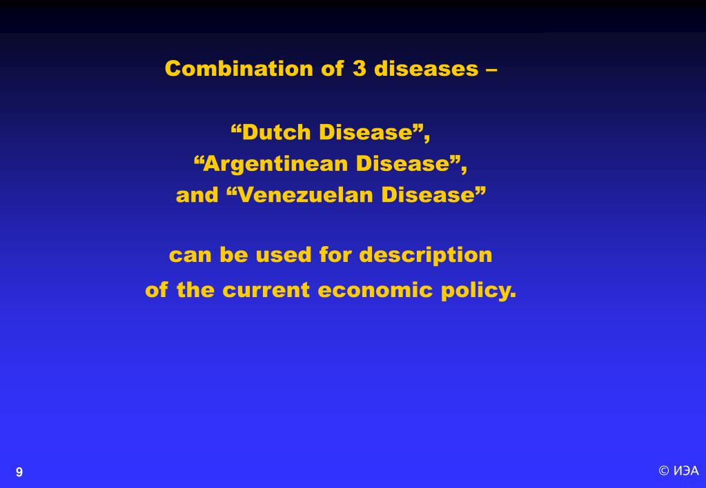 Combination of 3 diseases –