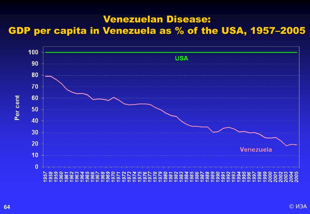 Venezuelan Disease