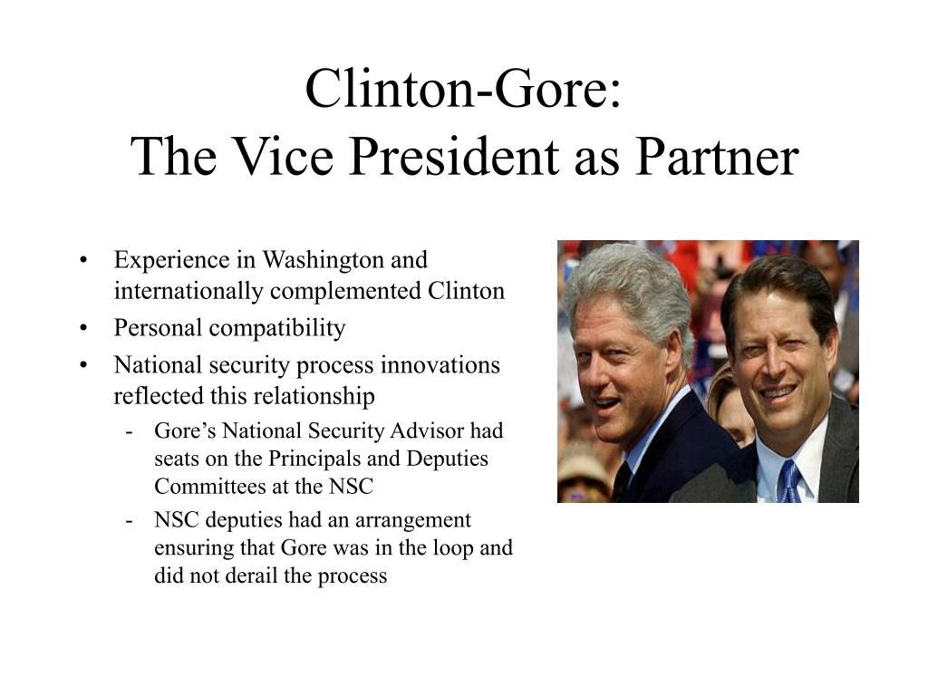 Clinton-Gore: