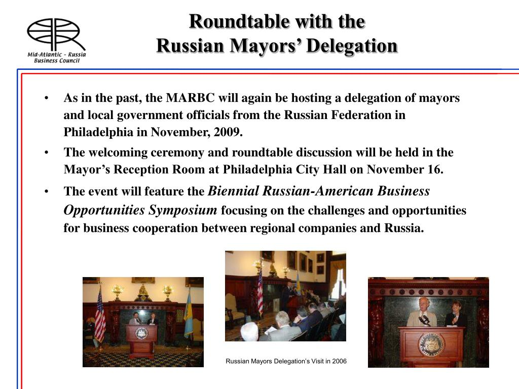 Roundtable with the