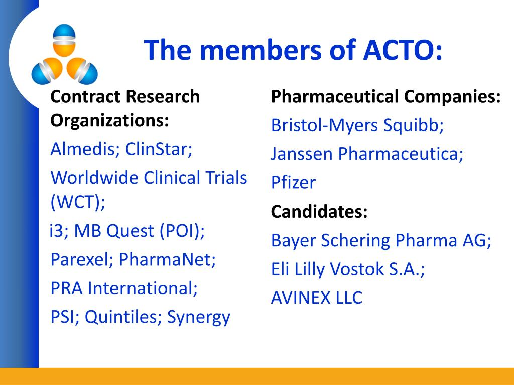 Pharmaceutical Companies:
