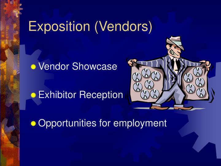 Exposition (Vendors)