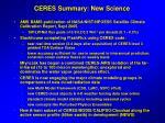 ceres summary new science1