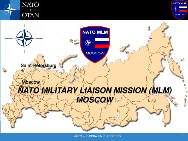 NATO MILITARY LIAISON MISSION