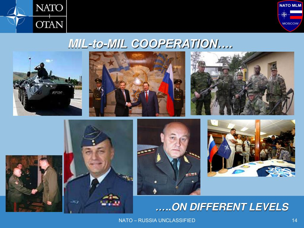 MIL-to-MIL COOPERATION….