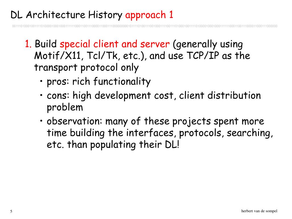 DL Architecture History