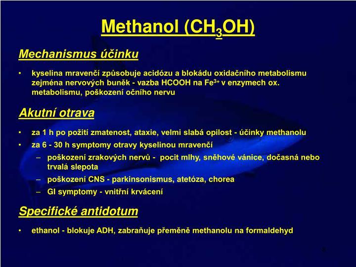 Methanol (CH