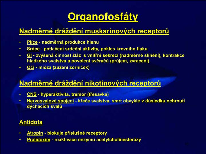 Organofosfáty
