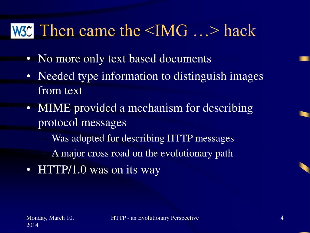 Then came the <IMG …> hack