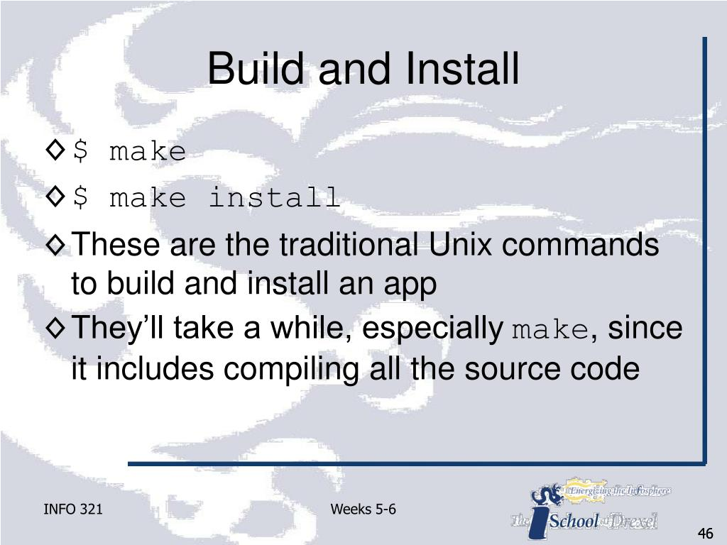 Build and Install