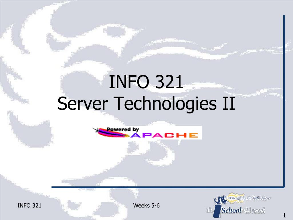 INFO 321