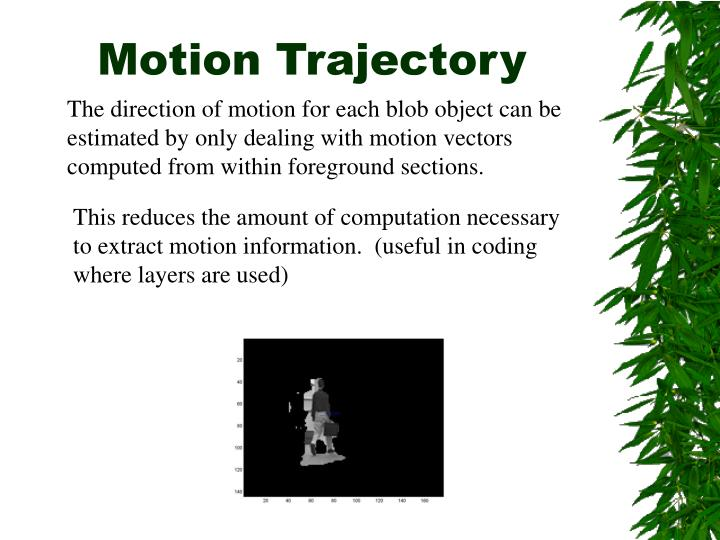 Motion Trajectory