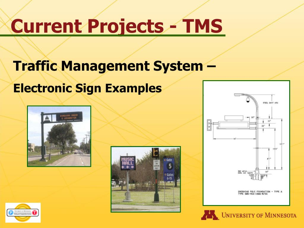 Current Projects - TMS