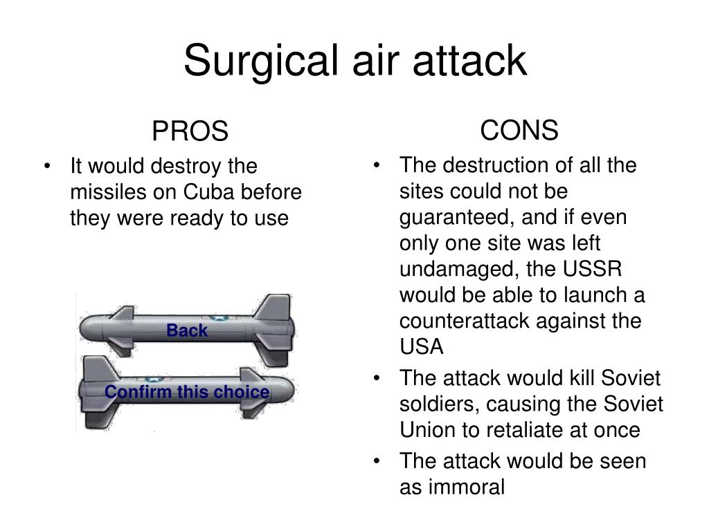 Surgical air attack