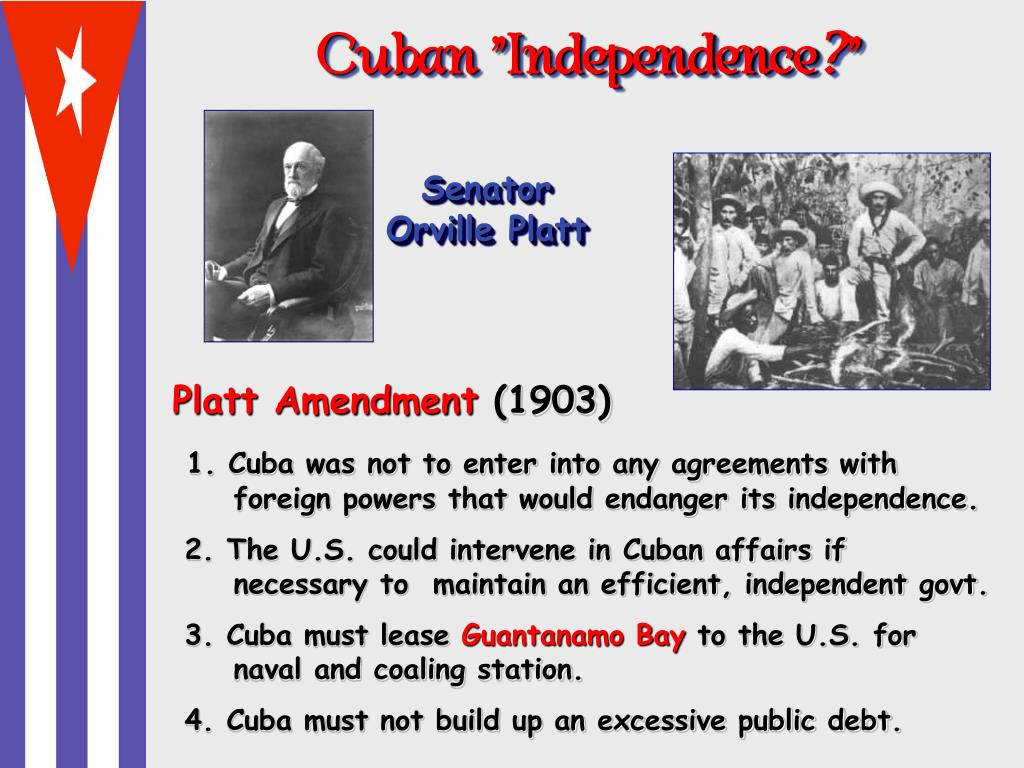 "Cuban ""Independence"