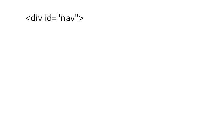 "<div id=""nav"">"