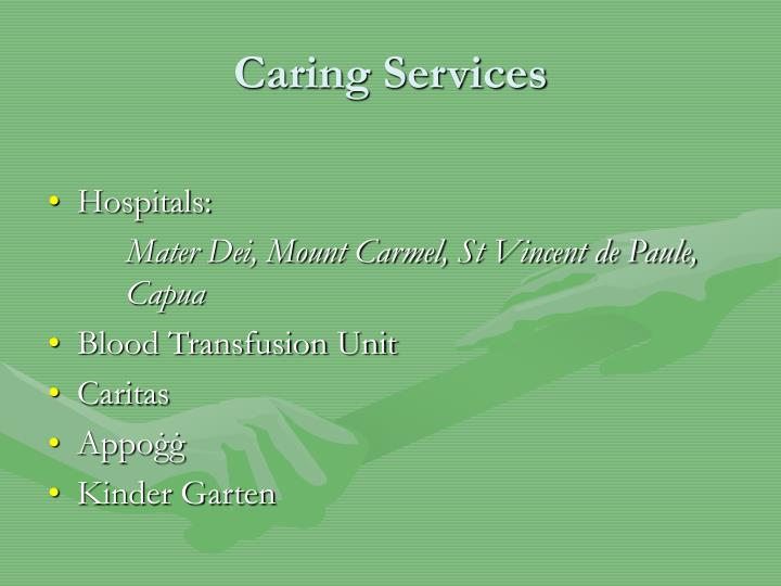 Caring Services