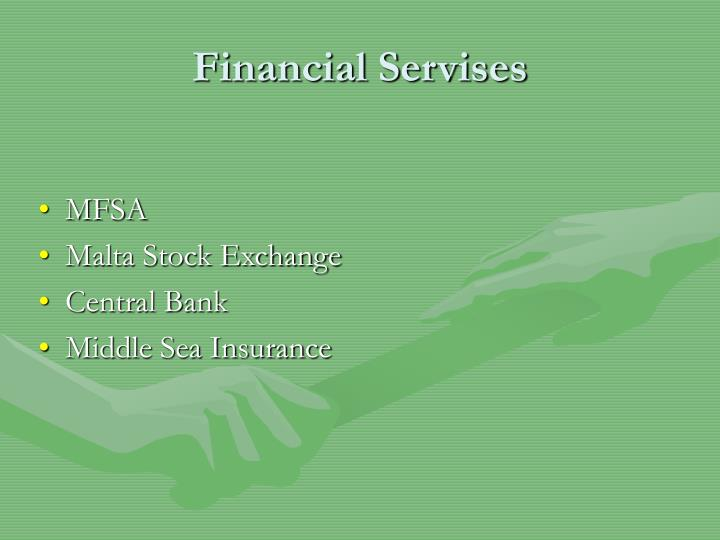 Financial Servises