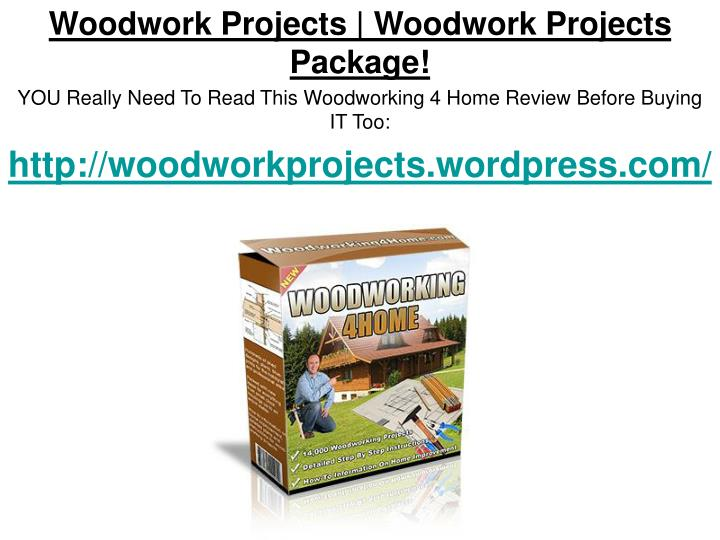 Woodwork Projects | Woodwork Projects Package!