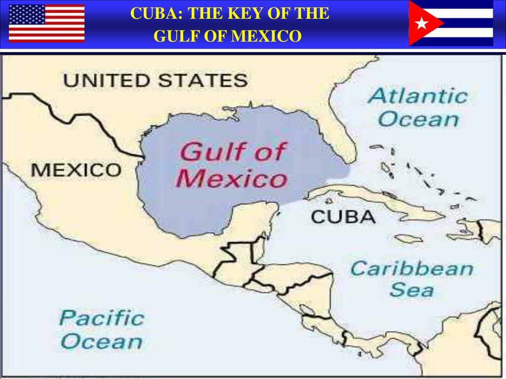CUBA: THE KEY OF THE