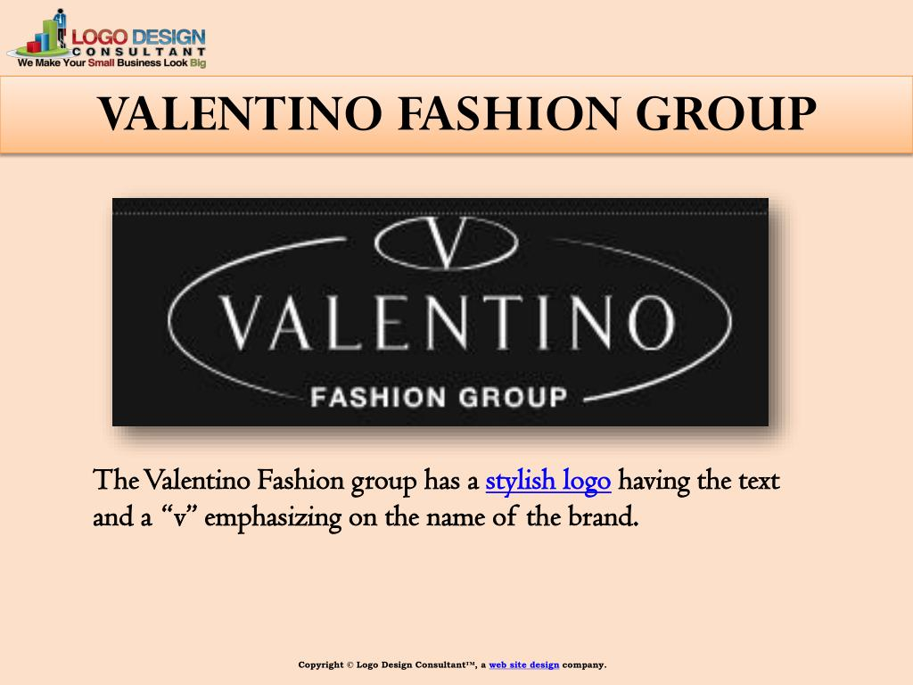 VALENTINO FASHION GROUP