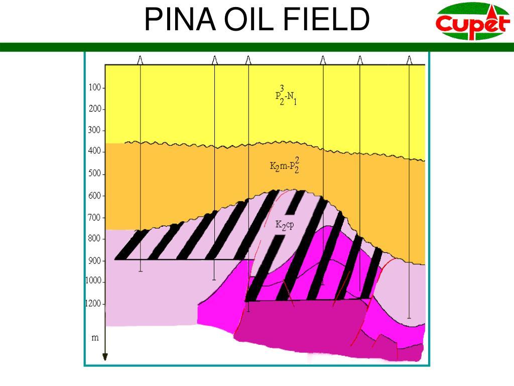 PINA OIL FIELD