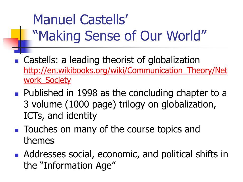 Manuel Castells'