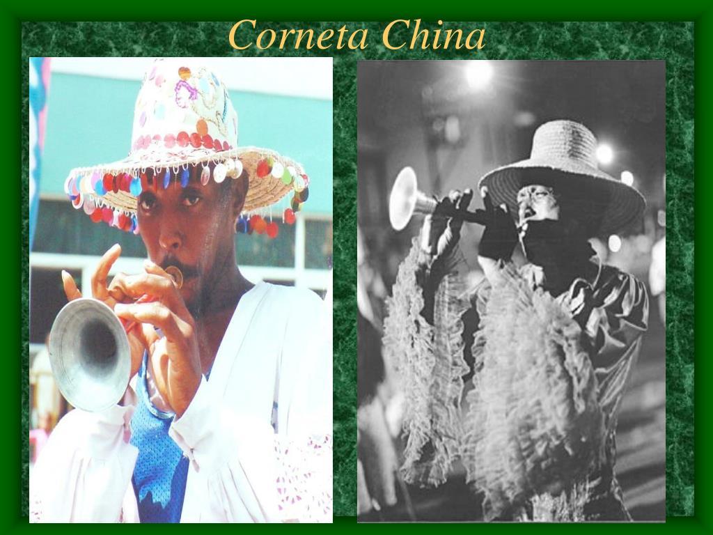 Corneta China