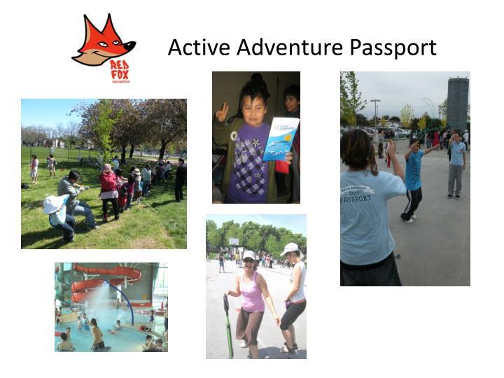 Active Adventure Passport