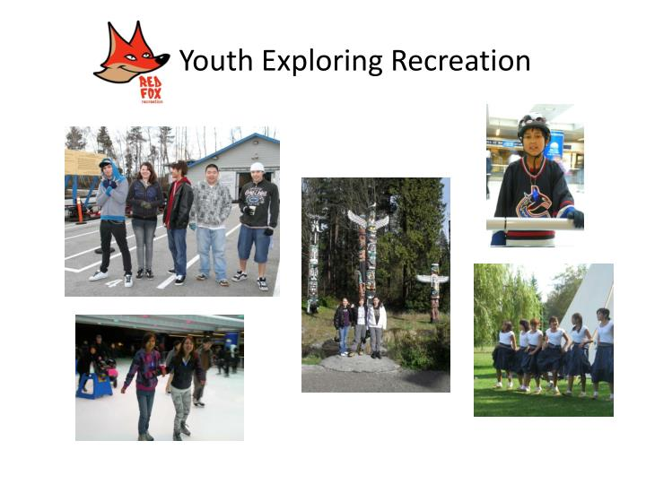 Youth Exploring Recreation