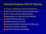 national seafood haccp alliance