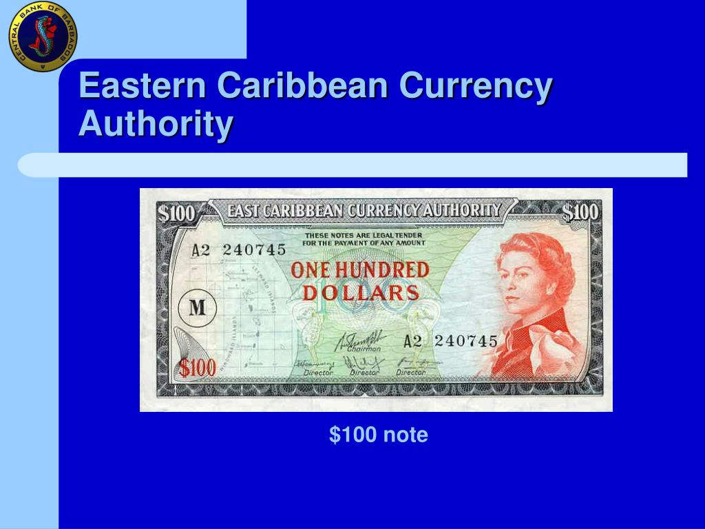 Eastern Caribbean Currency Authority