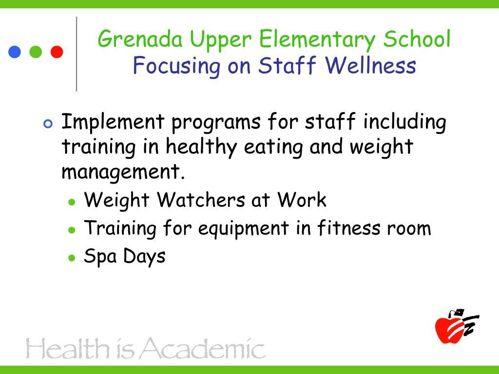 Grenada Upper Elementary School