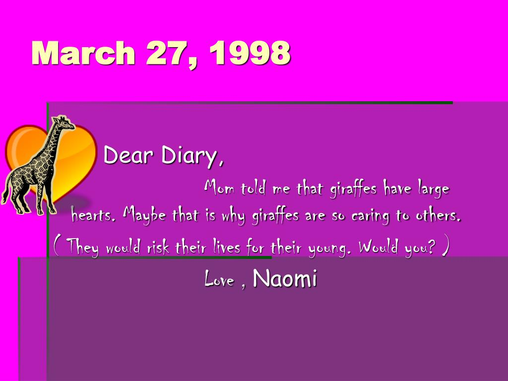 March 27, 1998