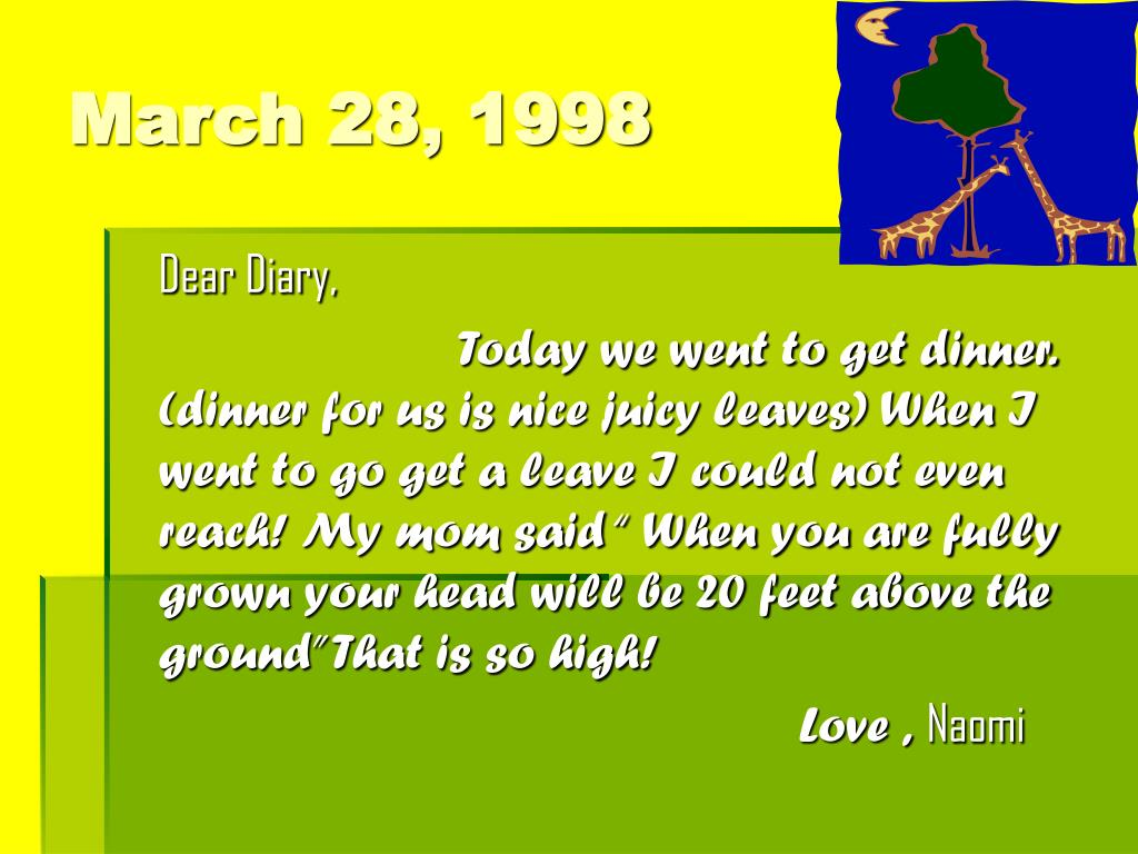 March 28, 1998