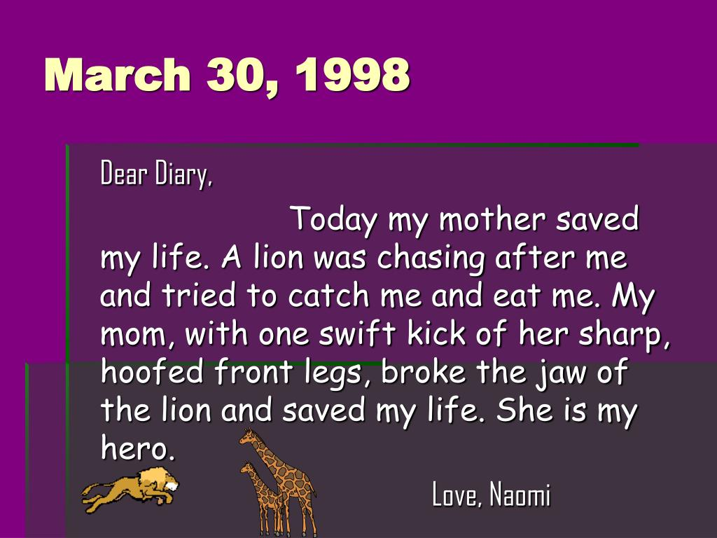 March 30, 1998