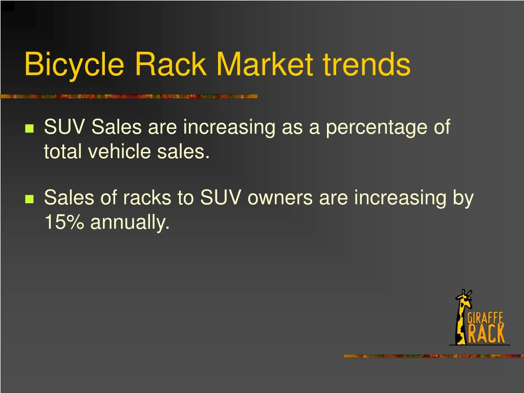 Bicycle Rack Market trends