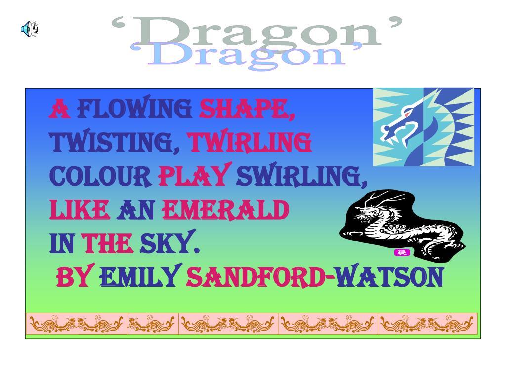 'Dragon'