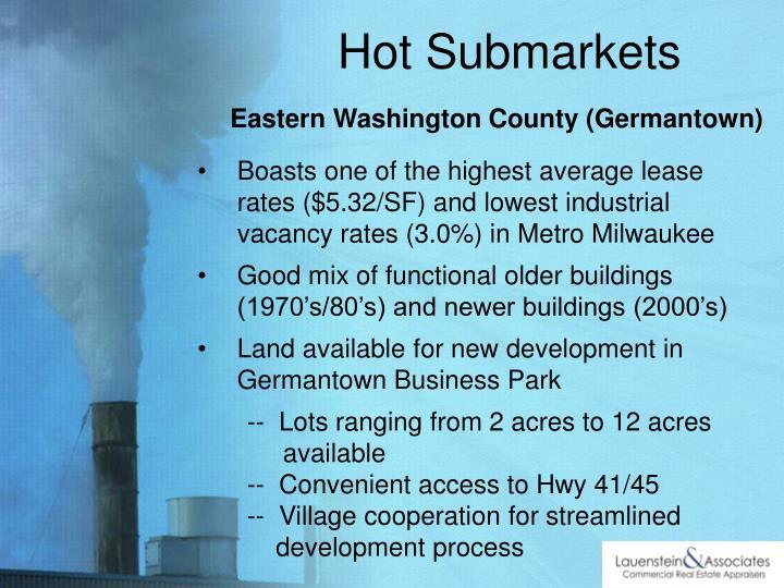 Eastern Washington County (Germantown)