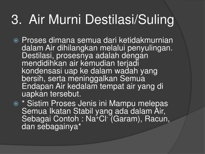 3. Air