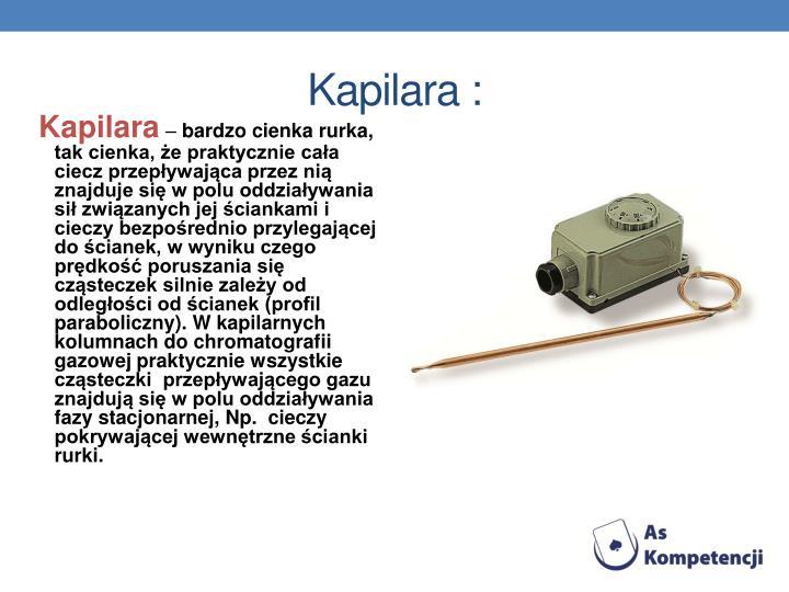 Kapilara :