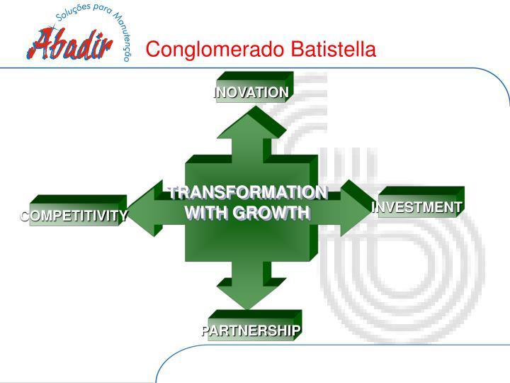 Conglomerado Batistella