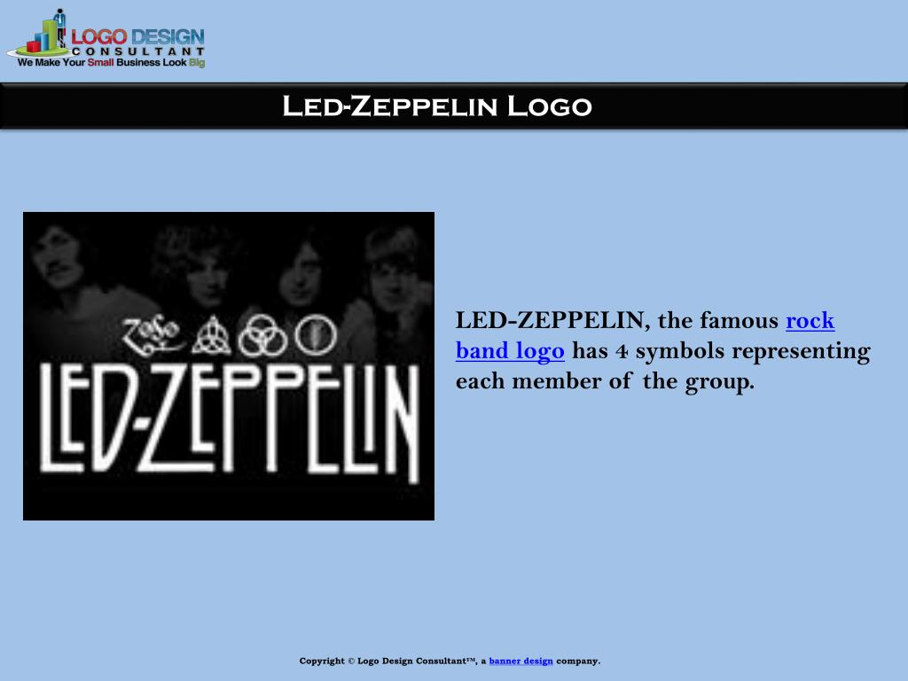 Led-Zeppelin Logo