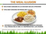 the meal illusion