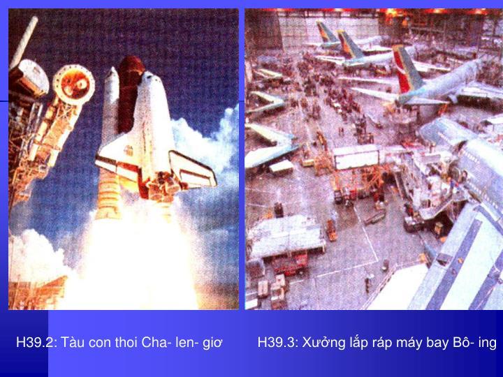 H39.2: Tu con thoi Cha- len- gi