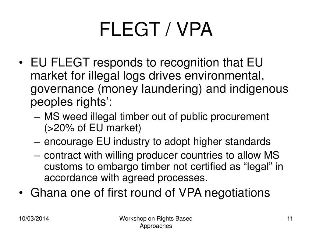 FLEGT / VPA