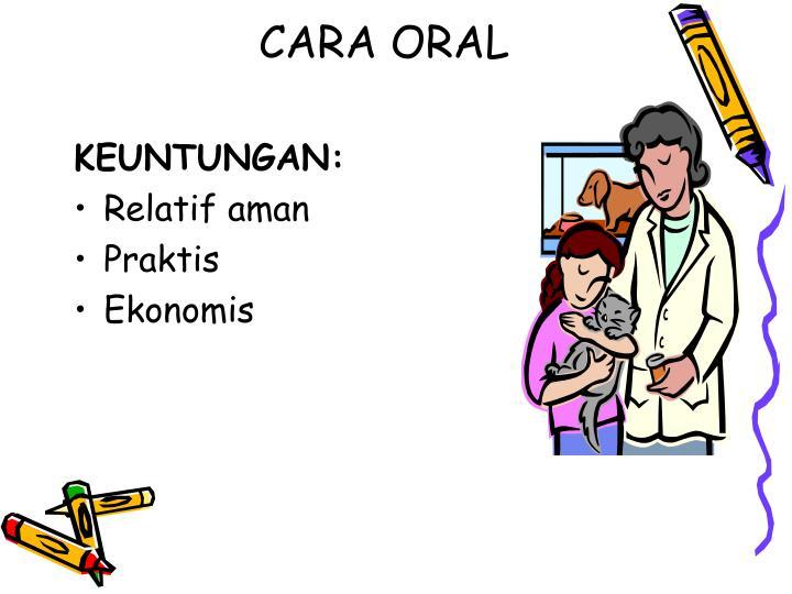 CARA ORAL