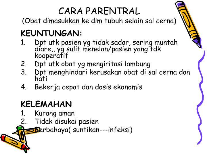 CARA PARENTRAL