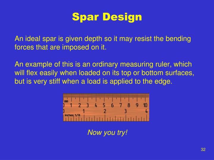 Spar Design