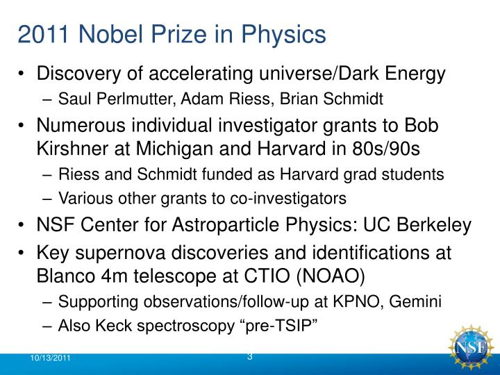 2011 nobel prize in physics